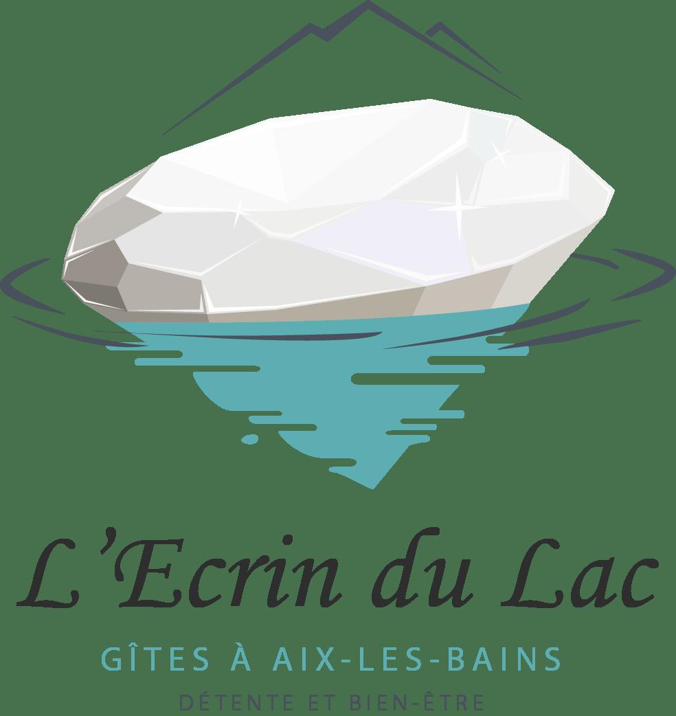 logo ecrin du lac by lafelt