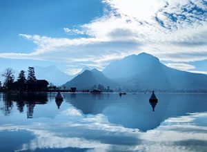 lac annecy photographie