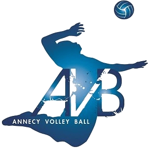 logo annecy volley ball