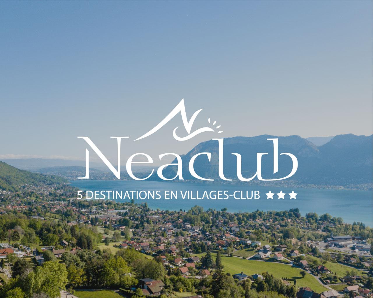 prestation drone audiovisuel pour le groupe Néaclub by Lafelt Content Vision