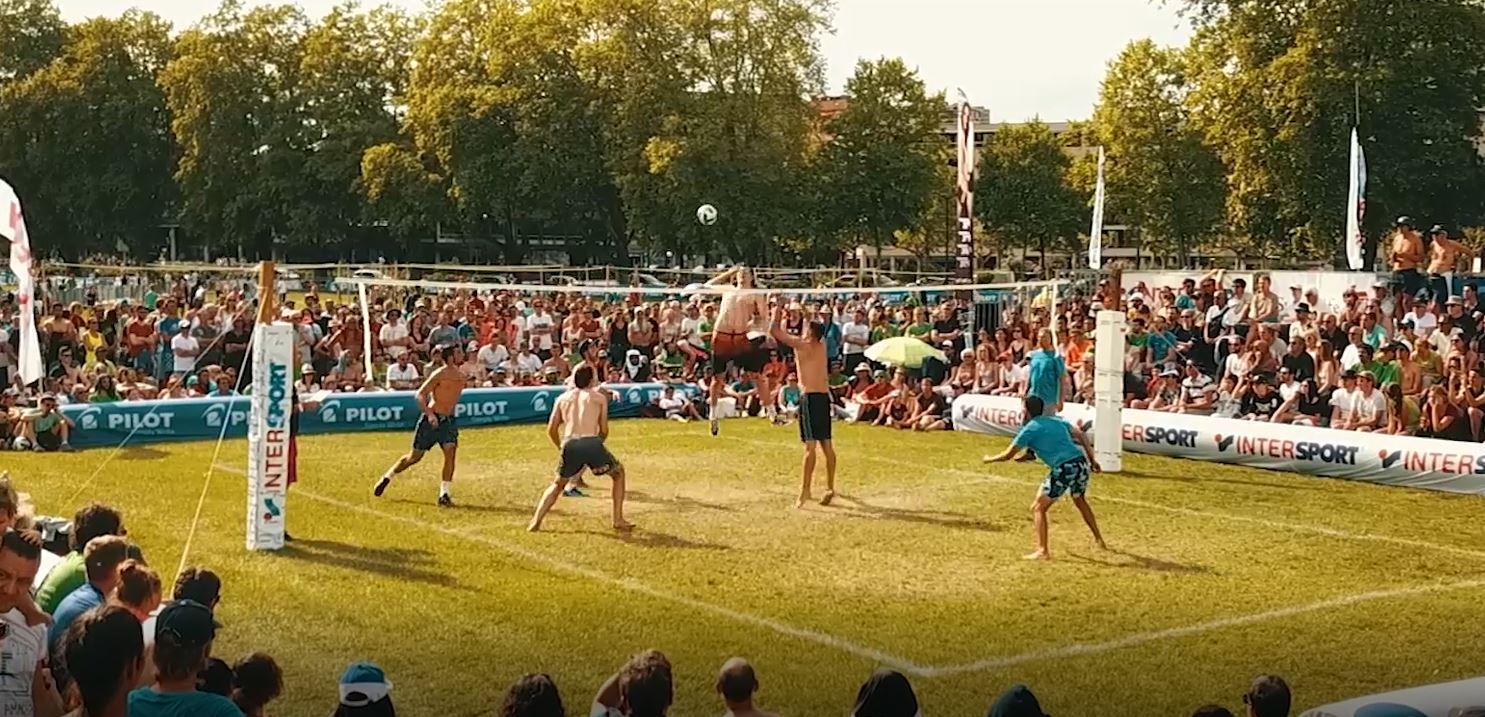 tournoi international de volley à annecy sur le paquier by lafelt