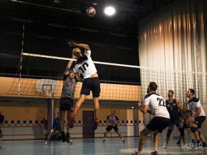 volley ball photographie sportive