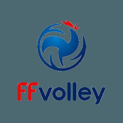 logo fédération française de volley ball