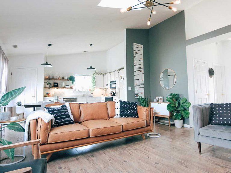 immobilier visite virtuelle intérieur