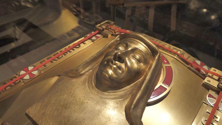 reliques basilique de la visitation à annecy visite virtuelle 3d matterport lafelt