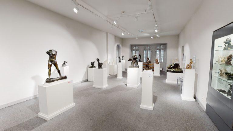 Musée faure en visite virtuelle à aix-les-bains by lafelt - sylvain felten