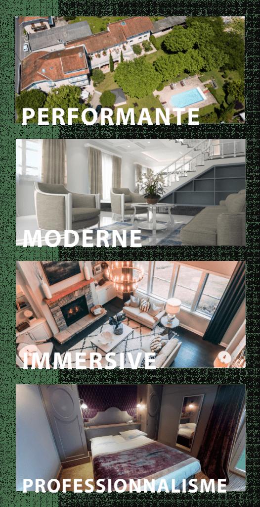 avantages visite virtuelle 3d matterport hottellerie