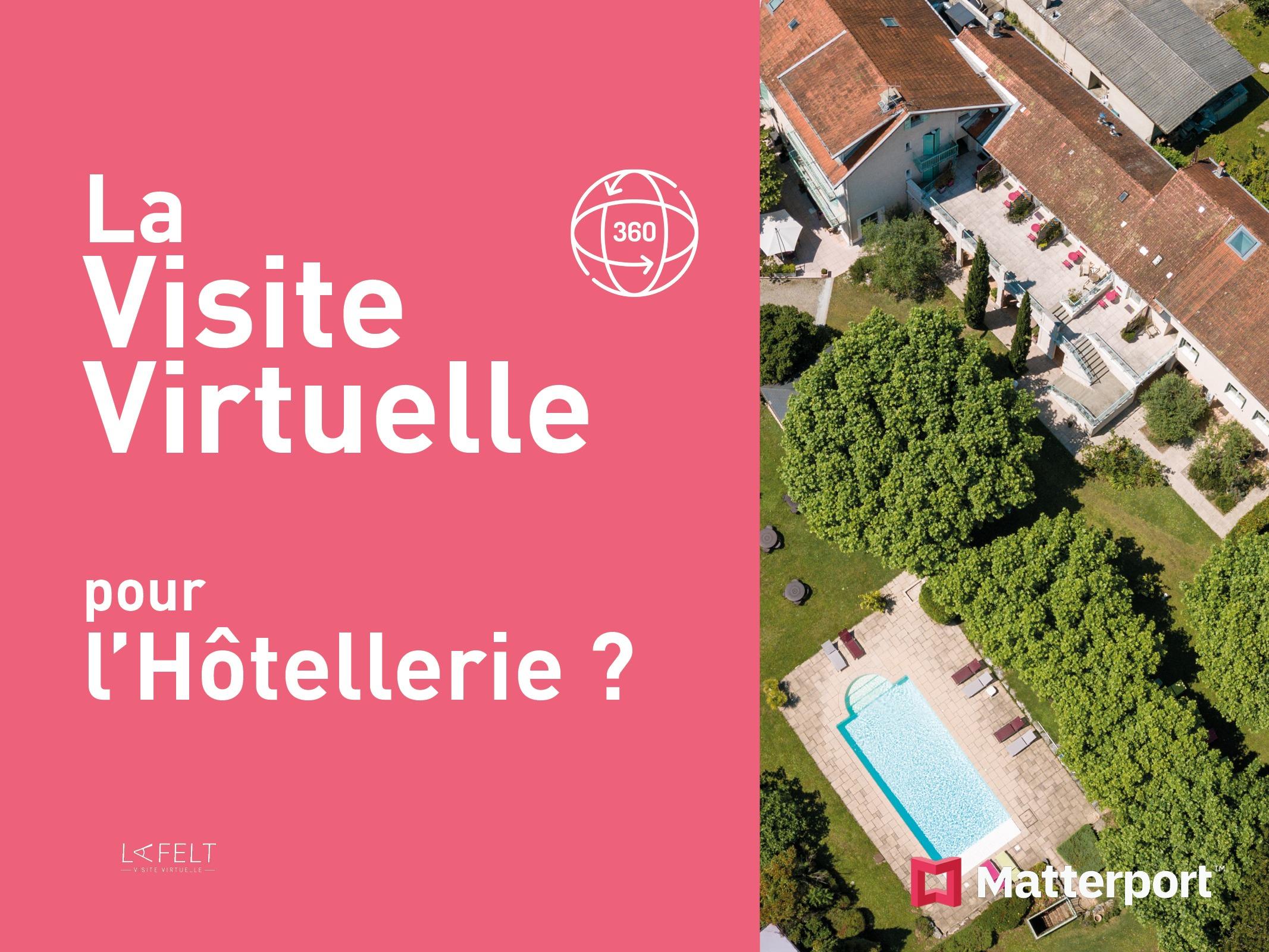 Visite virtuelle pour l'hotellerie et la restauration