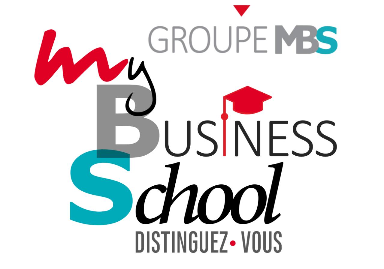 Logo my business school